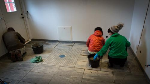 Therapy Room Construction - Phase 7 - 22-Daniel-Gustafsson--20190403-04030
